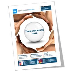 Themen- und Jahresplanung als Teil der Verbandskommunikation