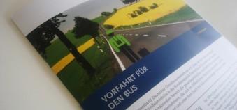 """Positionspapier """"Vorfahrt für den Bus"""""""