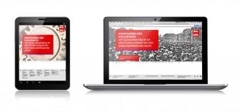 Website: 150 Jahre Verbandsgeschichte