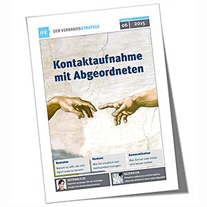 Verbandsstratege_05-2015_Cover_Kontaktaufnahme-mit-Abgeordneten