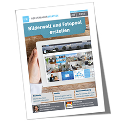 Cover Verbandsstratege 08/2015, Bilderwelt und Fotopool erstellen)