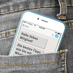 WhatsApp – für Verbände geeignet!?