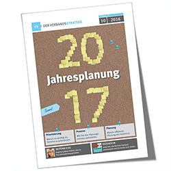 Cover Jahresplanung 2017