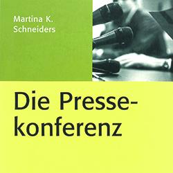 Buchrezension, Die Pressekonferenz, Schneiders
