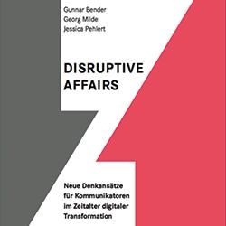 rezension, verbandsstratege, disruptive affairs